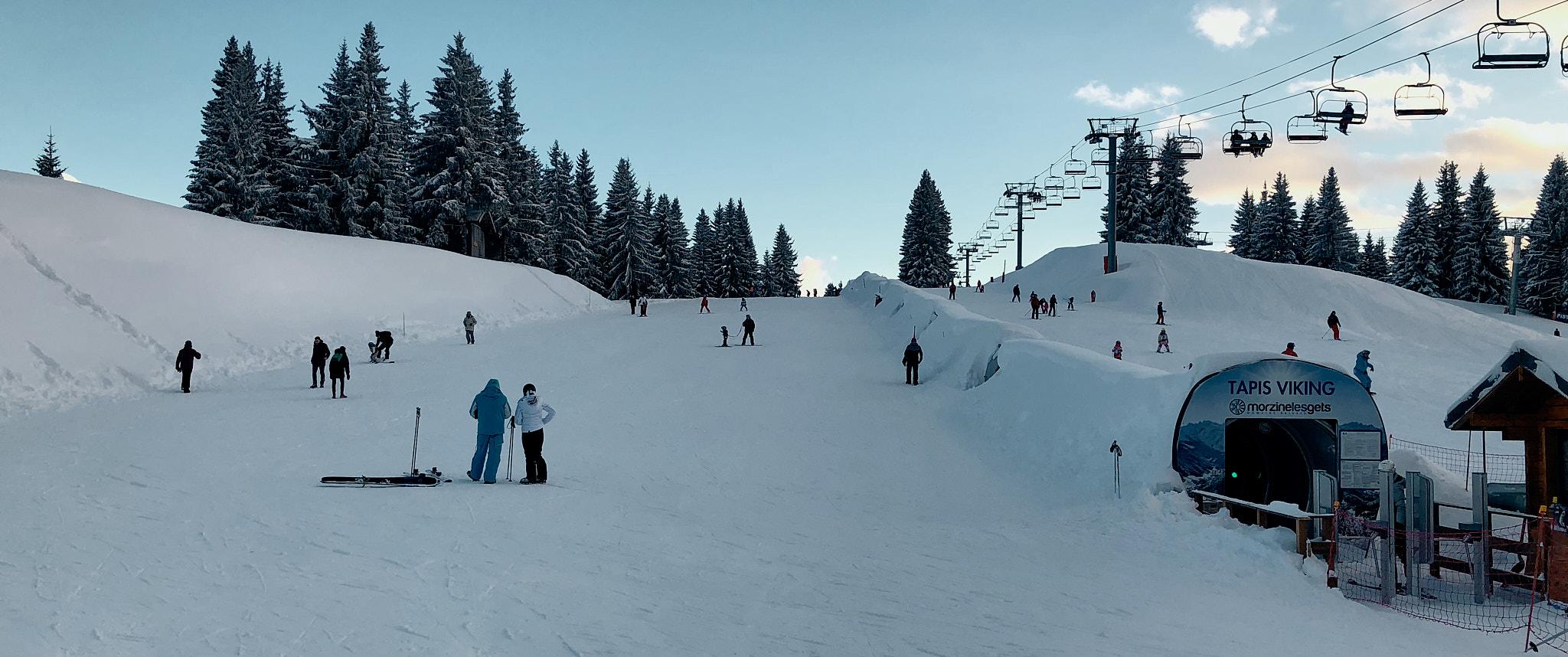 Morzine Beginner Ski Area